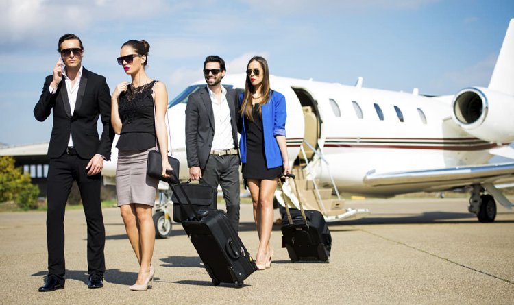 travel private jet hire