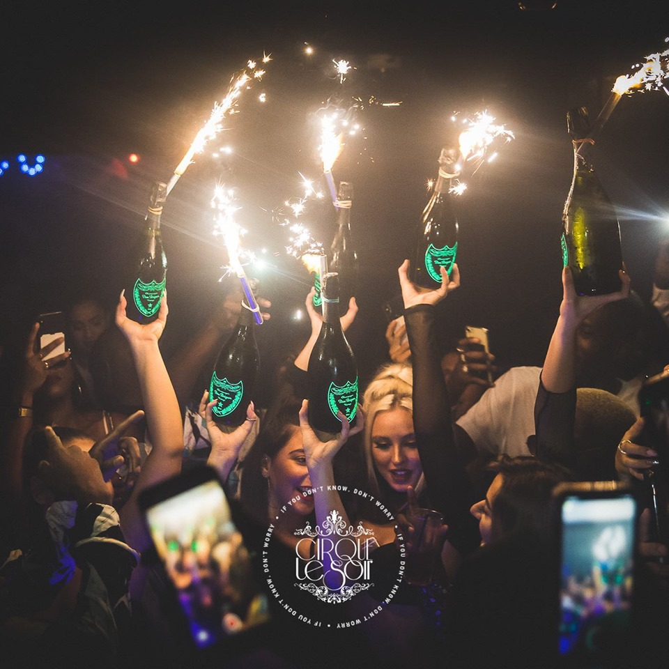 cirque le soir events
